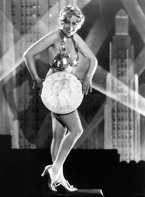 Joan Blondell actress